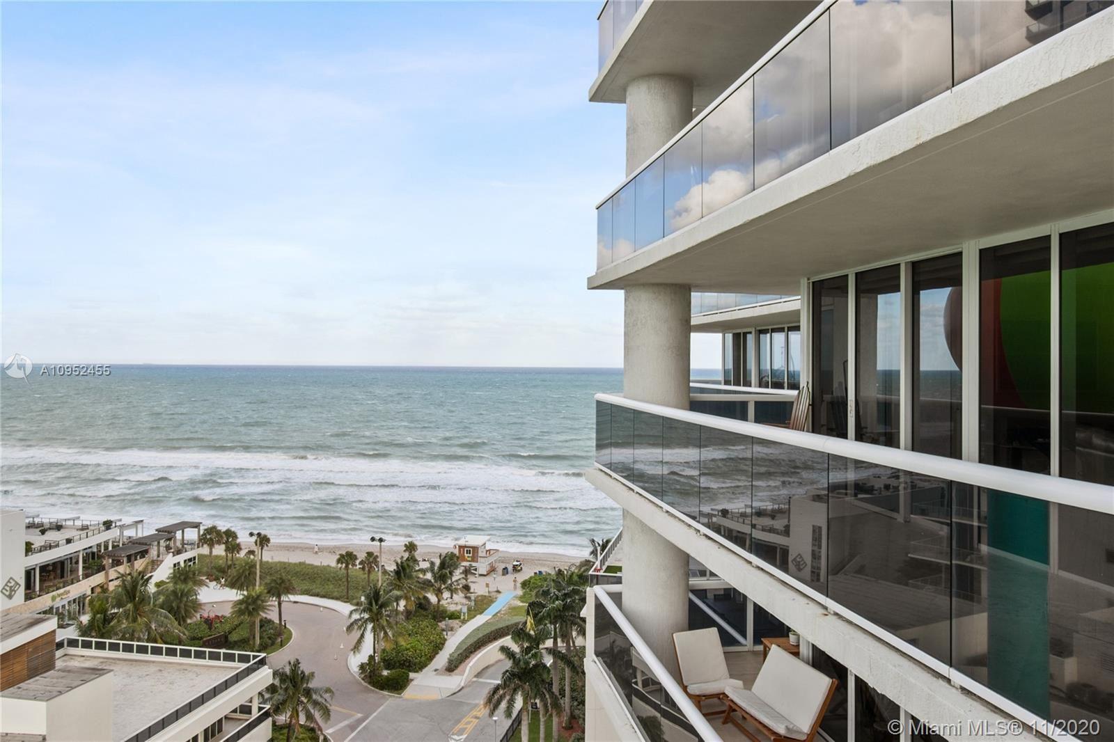 1800 S Ocean Dr #1110, Hallandale Beach, FL 33009 - #: A10952455