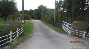 Photo of Southwest Ranches, FL 33330 (MLS # A10436456)