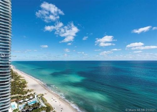 Photo of 19333 SE Collins Ave #2405, Sunny Isles Beach, FL 33160 (MLS # A10977456)