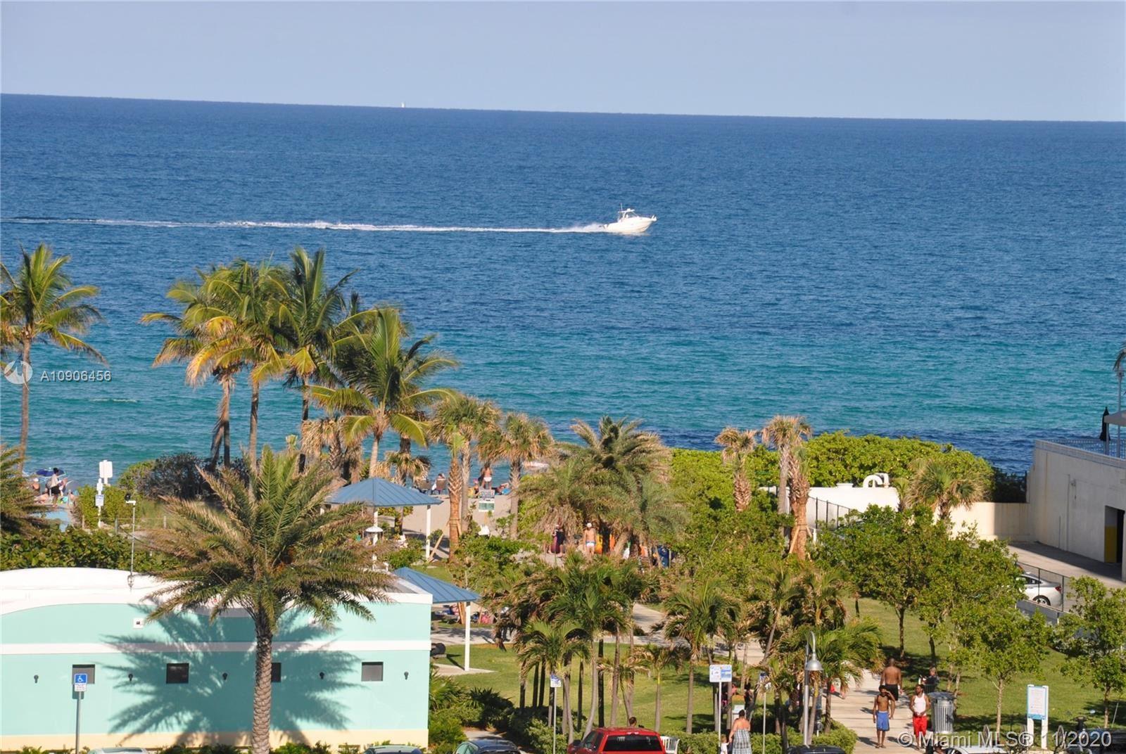 1865 S Ocean Dr #9G, Hallandale Beach, FL 33009 - #: A10906456