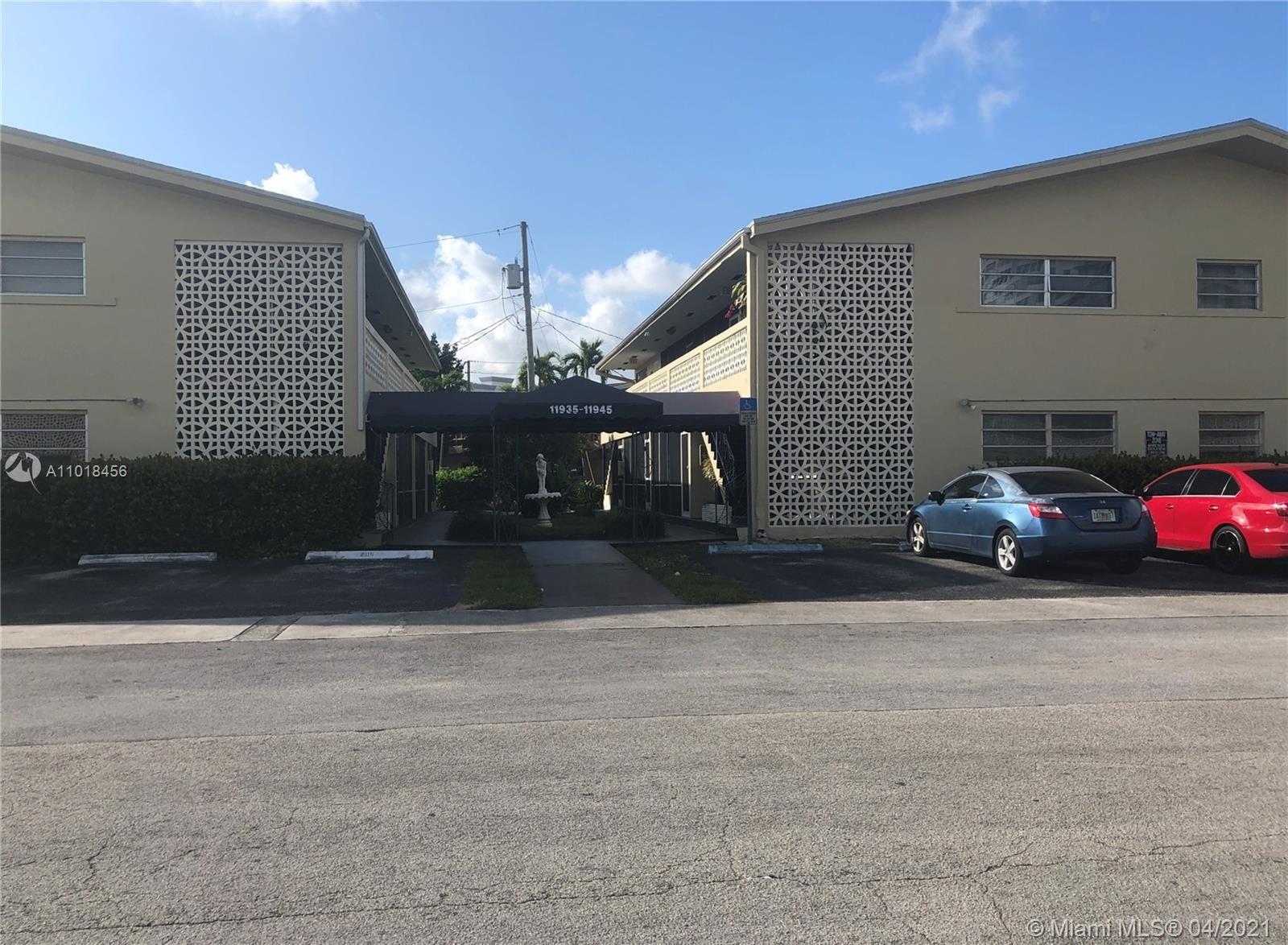 11945 NE 19th Dr #3, North Miami, FL 33181 - #: A11018456