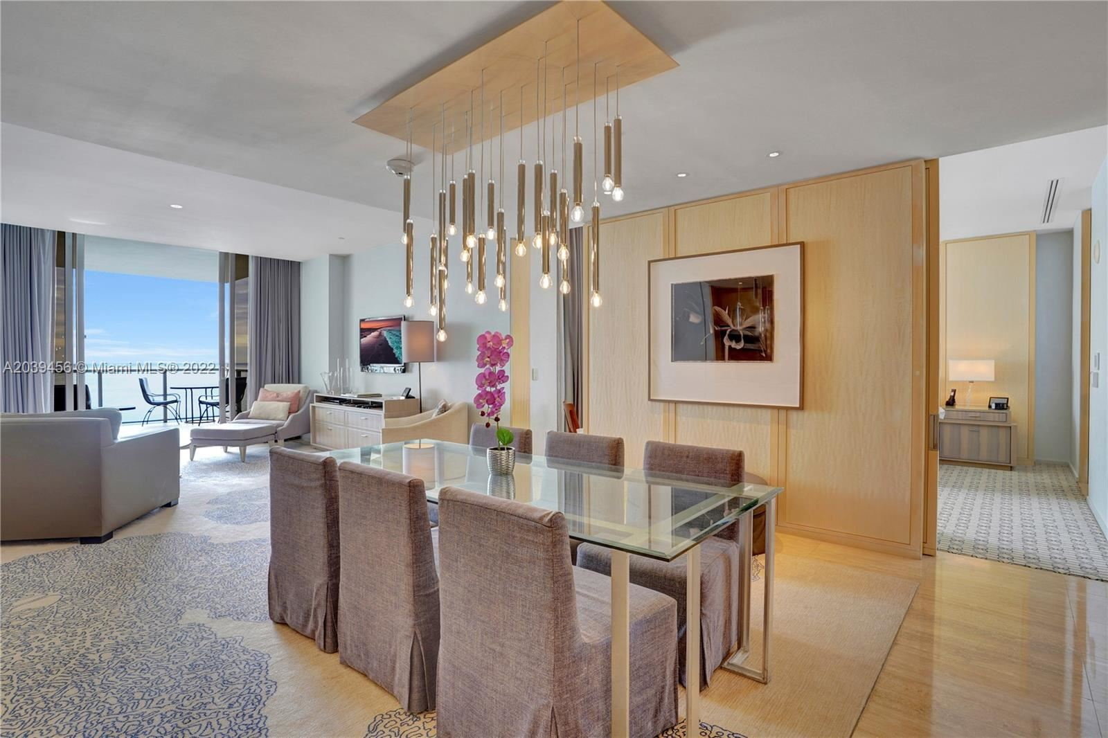 Photo for 9703 COLLINS #1206, Bal Harbour, FL 33154 (MLS # A2039456)