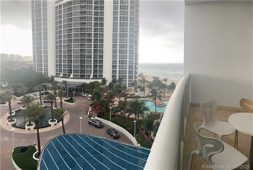 Photo of 18101 Collins Ave #803, Sunny Isles Beach, FL 33160 (MLS # A11070457)