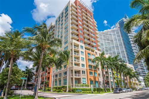 Photo of 2000 N Bayshore Dr #706, Miami, FL 33137 (MLS # A11112457)