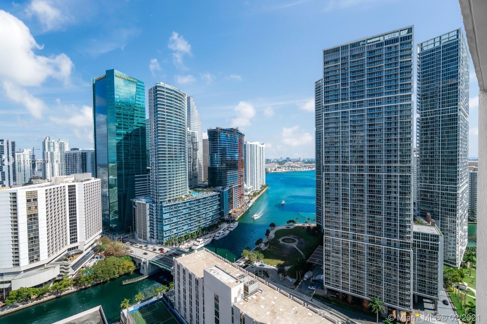 55 SE 6th St #3207, Miami, FL 33131 - #: A11003457