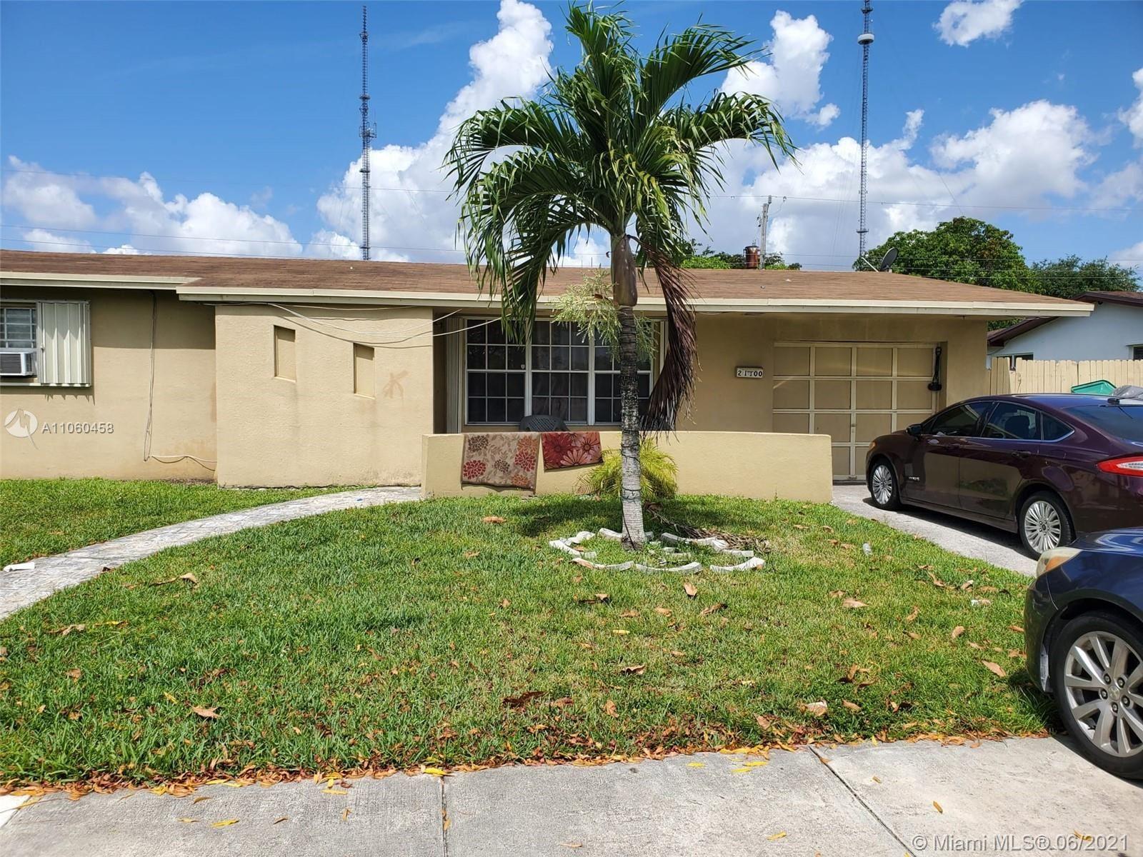 21100 N Miami Ave, Miami Gardens, FL 33169 - #: A11060458