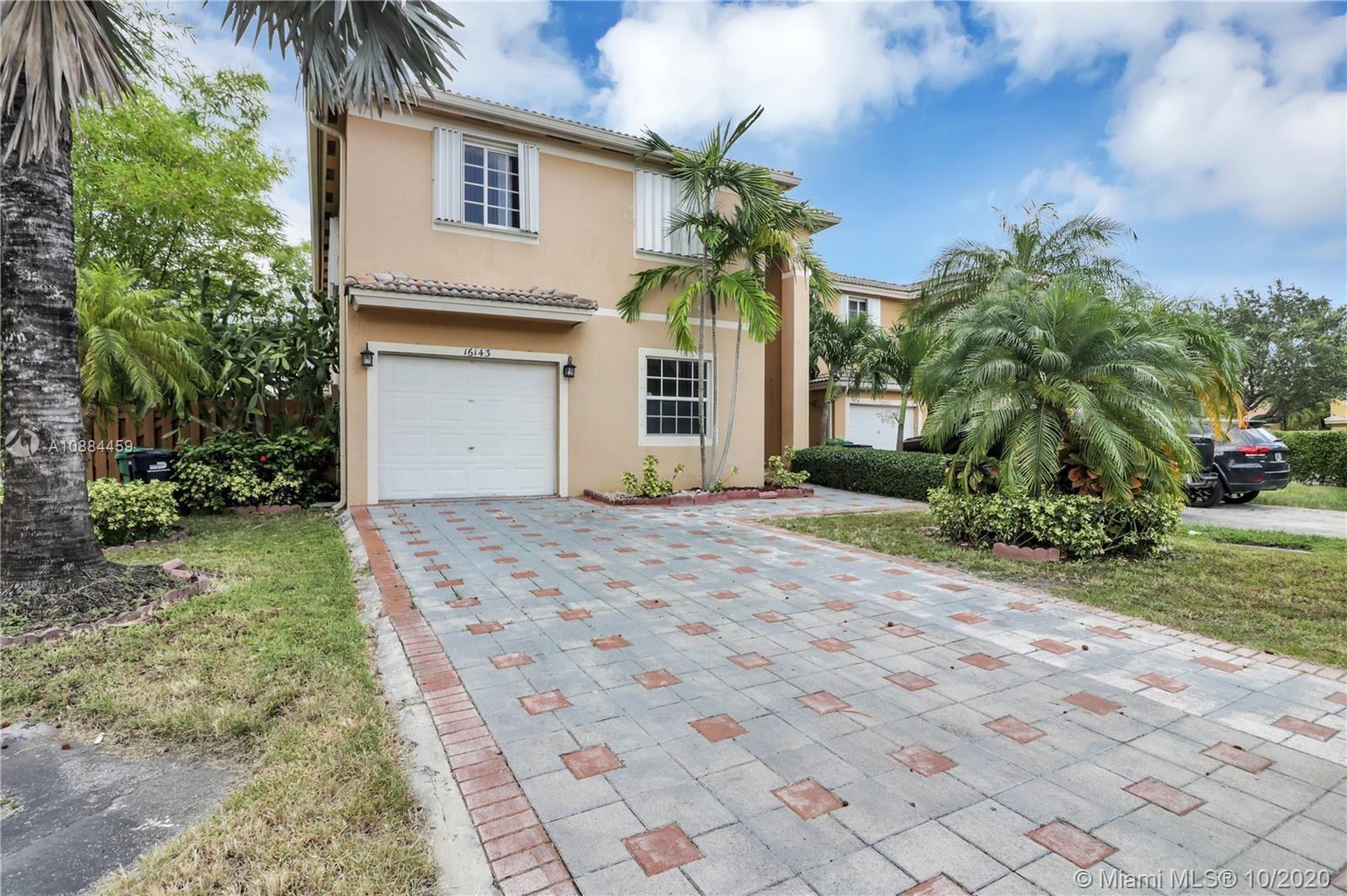 16143 SW 106th Ter, Miami, FL 33196 - #: A10884459