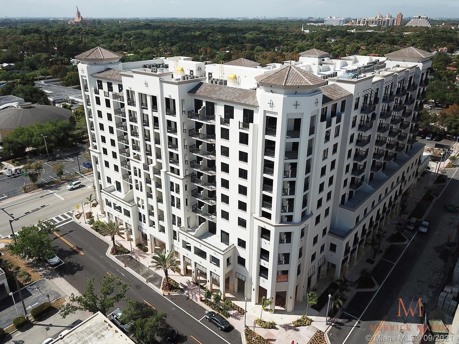 Photo of 301 Altara Ave #807, Coral Gables, FL 33146 (MLS # A11095459)