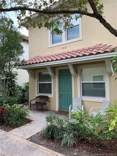 Photo of Listing MLS a10805460 in 12631 NW 32nd Pl #12631 Sunrise FL 33323