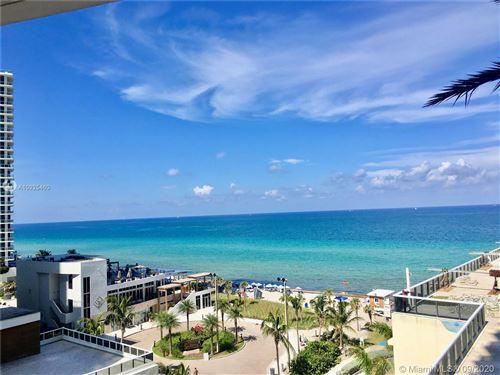 Photo of 1800 S Ocean Dr #801, Hallandale Beach, FL 33009 (MLS # A10925460)