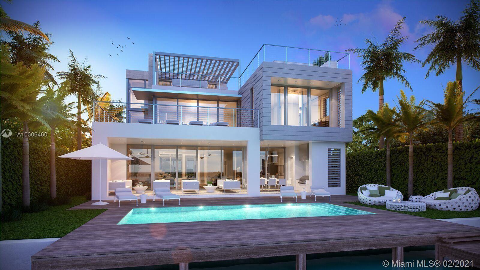 1045 N Venetian Drive, Miami Beach, FL 33139 - #: A10306460