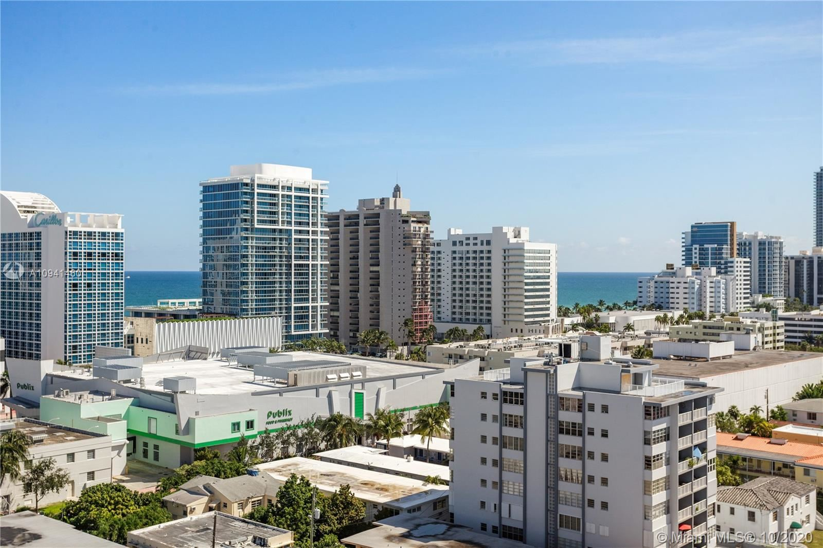 401 69th St #1404, Miami Beach, FL 33141 - #: A10941460