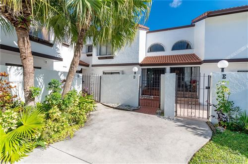 Photo of 1471 SW 124th Ct #D-16, Miami, FL 33184 (MLS # A10975461)