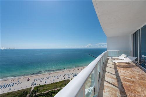 Photo of 100 S Pointe Dr #3006, Miami Beach, FL 33139 (MLS # A11026461)