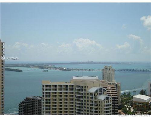Photo of 335 S Biscayne Blvd #4001, Miami, FL 33131 (MLS # A11050461)