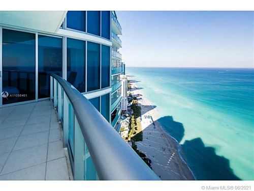 Photo of 17001 Collins Ave #3208, Sunny Isles Beach, FL 33160 (MLS # A11058461)