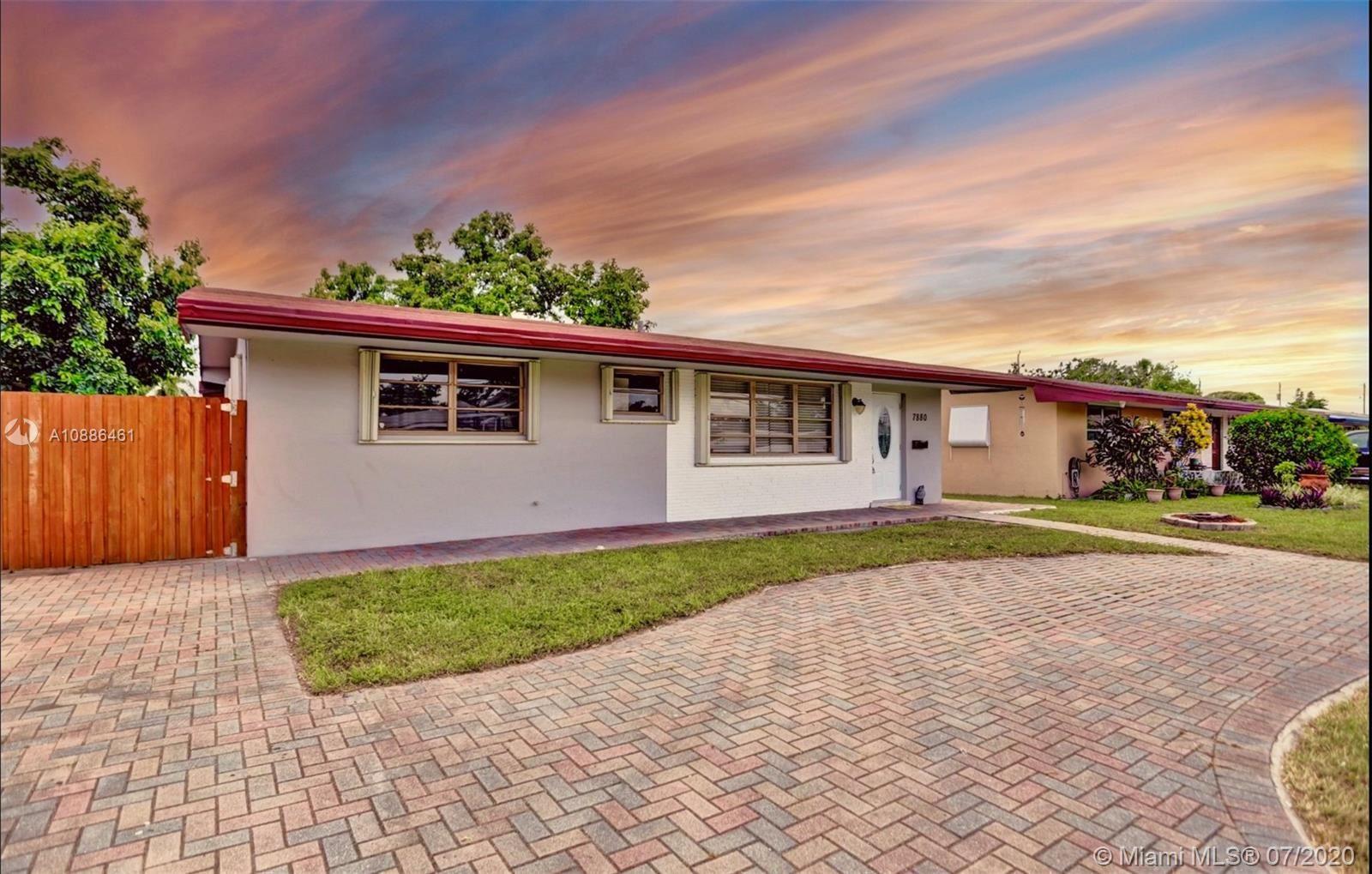7880 NW 13th St, Pembroke Pines, FL 33024 - #: A10886461