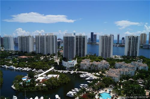Photo of Listing MLS a10677462 in 1000 W Island Blvd #3006 Aventura FL 33160