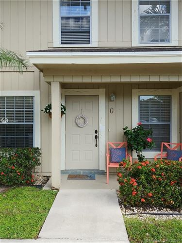 Photo of 9249 SE Riverfront Terr #G, Tequesta, FL 33469 (MLS # A10835462)