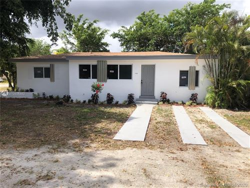 Photo of Listing MLS a10838462 in 1600 NW 147th St Dr Miami FL 33167