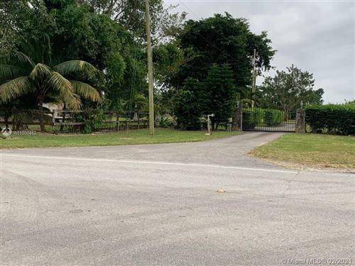 Photo of 16390 SW 216th St, Miami, FL 33170 (MLS # A11000462)