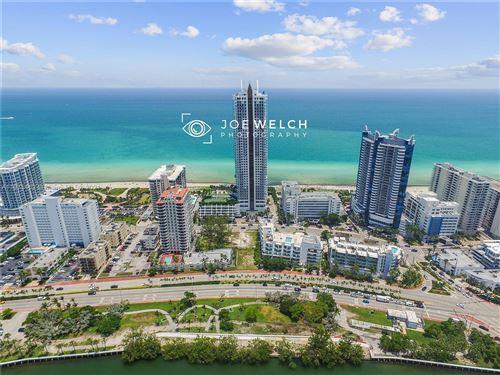 Photo of 6365 SE Collins Ave #2406, Miami Beach, FL 33141 (MLS # A11075462)