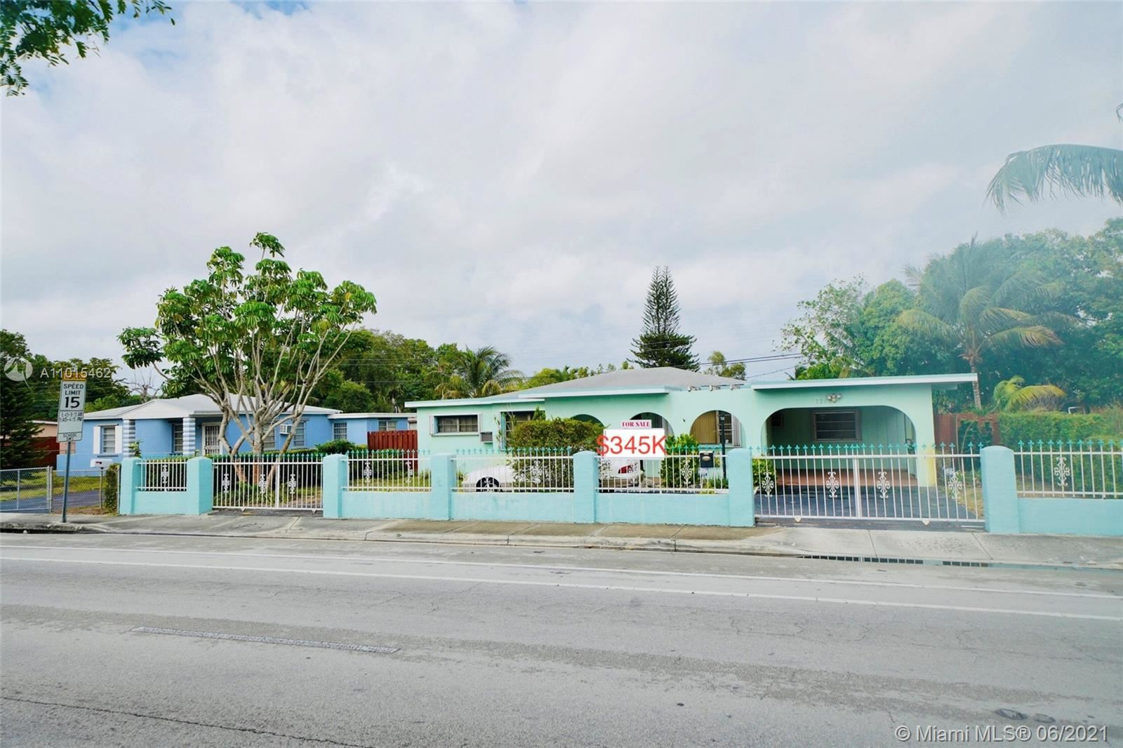 12620 NW 22nd Ave, Miami, FL 33167 - #: A11015462