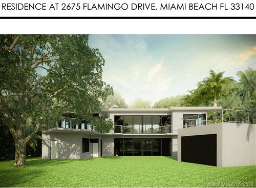 Photo of 2675 Flamingo Dr, Miami Beach, FL 33140 (MLS # A10822463)