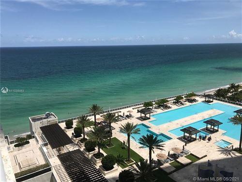 Photo of 1830 S Ocean Dr #1706, Hallandale Beach, FL 33009 (MLS # A11038463)