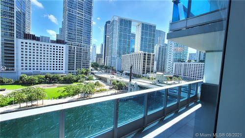 Photo of 200 Biscayne Boulevard Way #707, Miami, FL 33131 (MLS # A11084463)