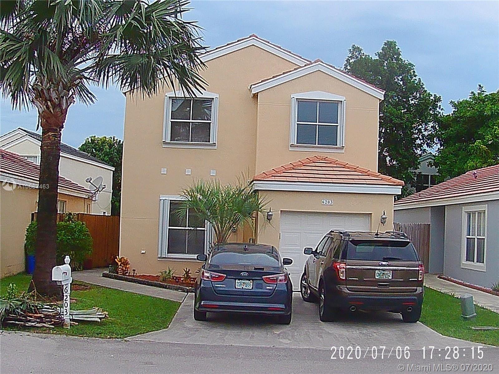 6203 Buena Vista Dr, Margate, FL 33063 - #: A10887463