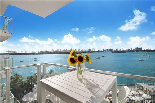 Foto de inmueble con direccion 1100 West Ave #720 Miami Beach FL 33139 con MLS A10768464