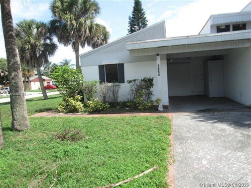 Photo of Listing MLS a10796464 in 4658 NW 6th Ct Delray Beach FL 33445