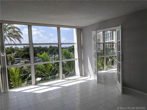 Photo of 800 Parkview Dr #423, Hallandale Beach, FL 33009 (MLS # A10907465)