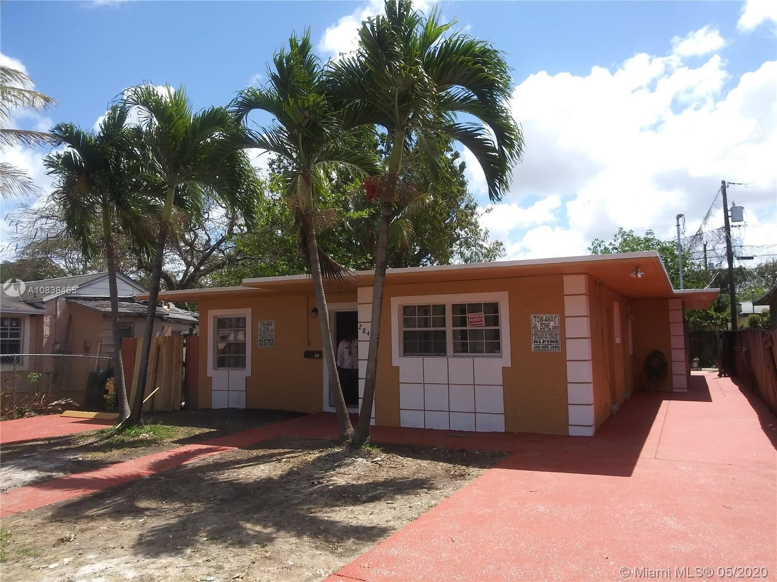 284 NW 82nd St, Miami, FL 33150 - #: A10836465