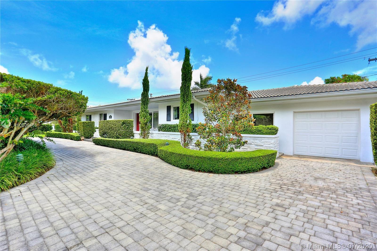 6608 Maynada St, Coral Gables, FL 33146 - #: A10900465