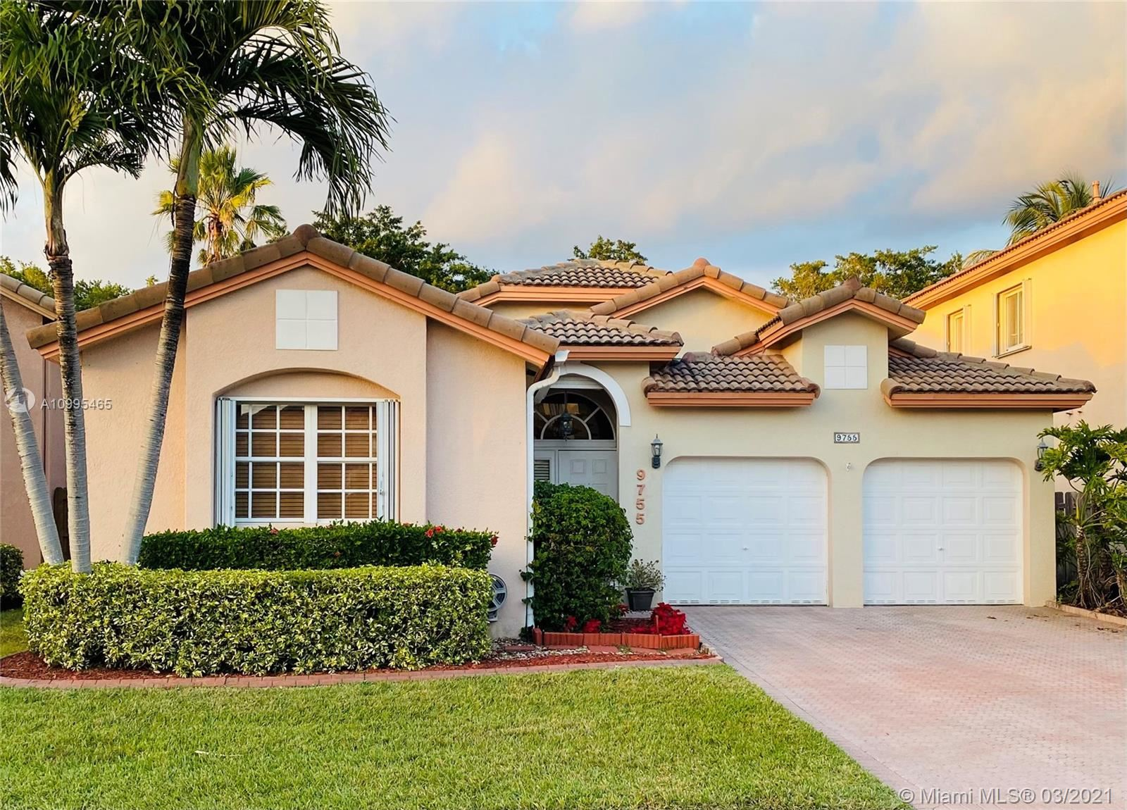 9755 NW 32nd St, Doral, FL 33172 - #: A10995465