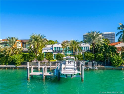 Photo of 56 Bal Bay Dr, Bal Harbour, FL 33154 (MLS # A10780466)