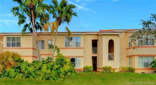 Photo of 3320 N Pinewalk Dr N #1723, Margate, FL 33063 (MLS # A10841466)