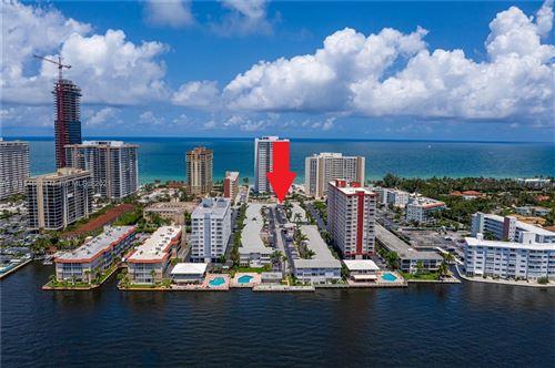 Photo of 3129 S Ocean Dr #101, Hallandale Beach, FL 33009 (MLS # A11111466)
