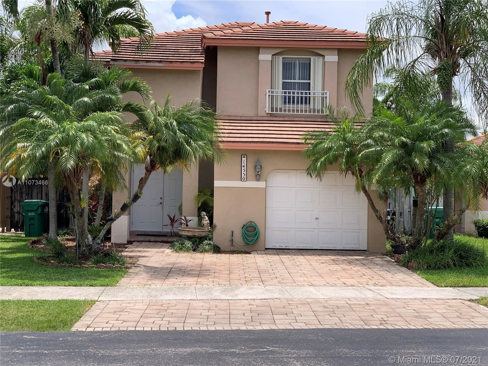 14550 SW 156th Ave, Miami, FL 33196 - #: A11073466