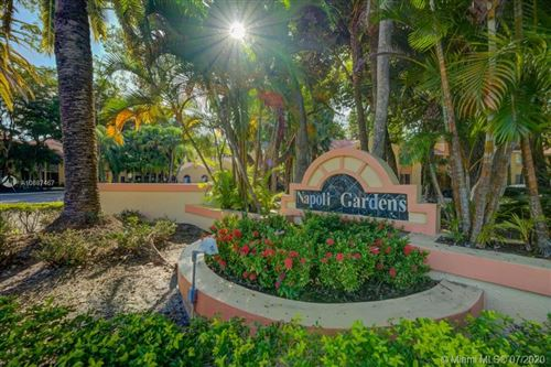 Photo of 1021 W Coral Club Dr #1021, Coral Springs, FL 33071 (MLS # A10887467)