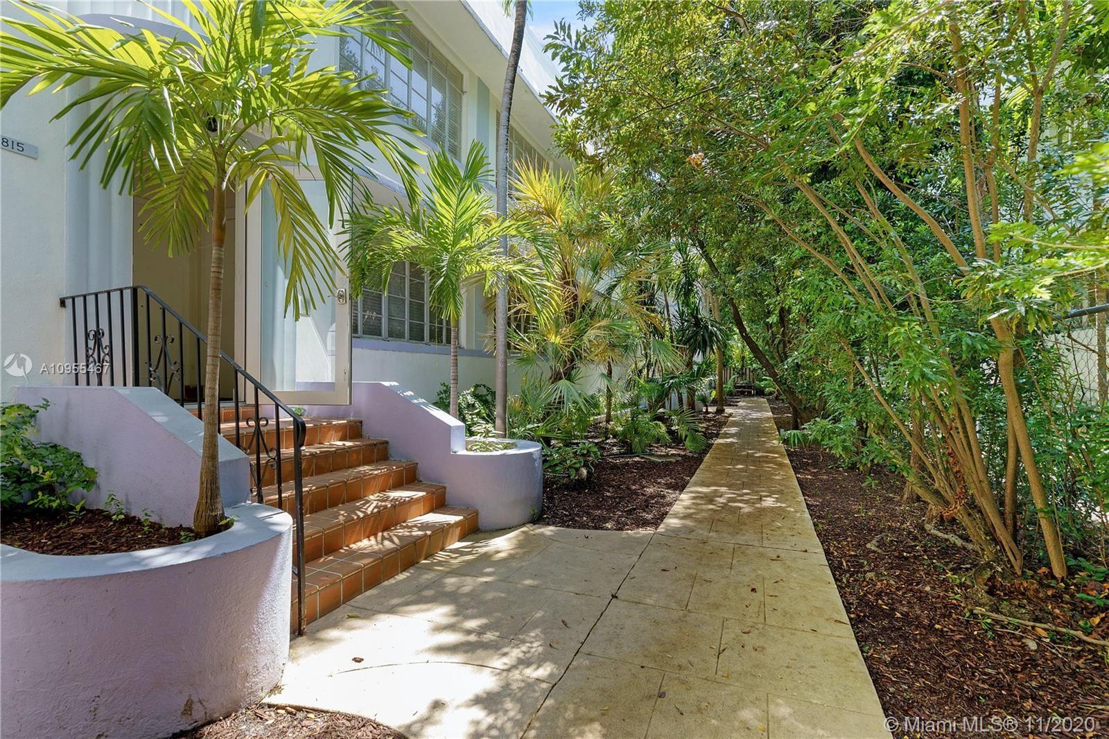 815 Lenox Ave #4, Miami Beach, FL 33139 - #: A10955467