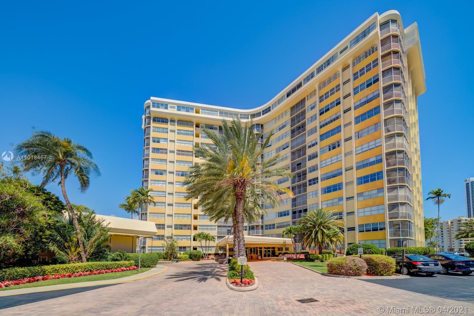 100 Golden Isles Dr #807, Hallandale Beach, FL 33009 - #: A11018467