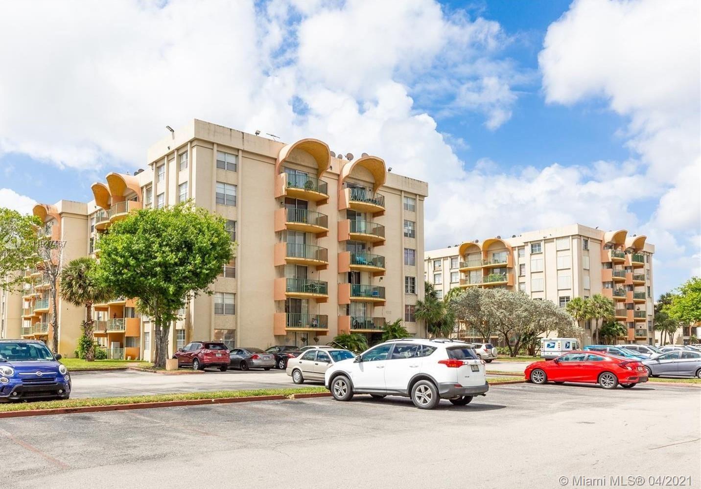 9310 Fontainebleau Blvd #610, Miami, FL 33172 - #: A11027467