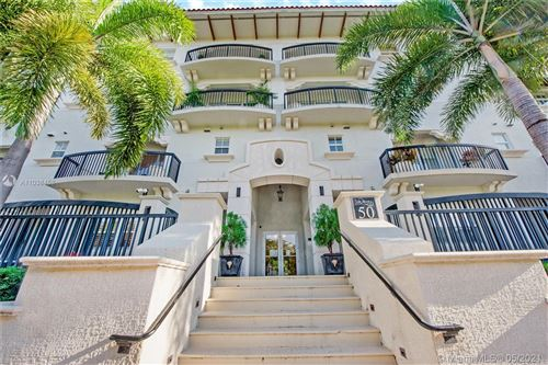 Photo of 50 Alhambra Cir #401, Coral Gables, FL 33134 (MLS # A11038468)