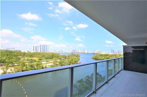 Photo of 16385 Biscayne Blvd #602, North Miami Beach, FL 33160 (MLS # A10871469)