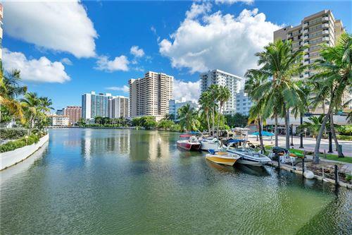 Photo of 2395 Lake Pancoast Dr #12, Miami Beach, FL 33140 (MLS # A11073469)