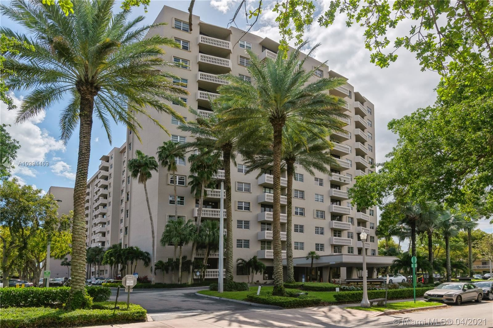 90 Edgewater Dr #1009, Coral Gables, FL 33133 - #: A10994469