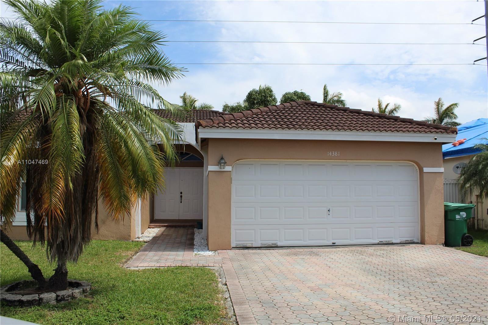 14381 SW 160th Ter, Miami, FL 33177 - #: A11047469